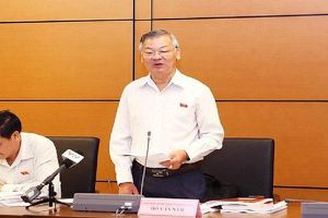 Trưởng Ban Nội chính Tỉnh ủy Đồng Nai xin thôi làm đại biểu QH