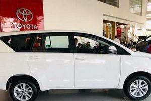 Bán nghìn xe/tháng, ô tô Toyota 7 chỗ 'hot' vẫn giảm giá mạnh 63 triệu đồng/chiếc