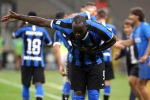 Ghi bàn trong ngày ra mắt Inter Milan, Lukaku gửi thông điệp cười nhạo M.U