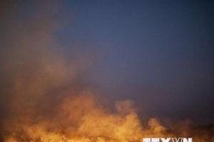 Cháy rừng Amazon đang diễn biến rất phức tạp