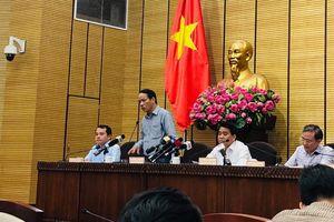 Thanh tra Chính phủ: Kết luận của Thanh tra Hà Nội về sân bay Miếu Môn là chính xác