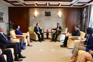 TP Hồ Chí Minh thúc đẩy hợp tác với Singapore về khởi nghiệp sáng tạo