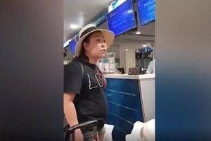 Vụ nữ cán bộ công an 'náo loạn' sân bay Tân Sơn Nhất: Cảng vụ hàng không miền Nam đã làm tròn bổn phận?