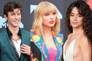 Thảm đỏ VMAs 2019: Taylor Swift đẹp xuất sắc sau 3 năm vắng bóng, Shawn Mendes và Camila cùng có mặt nhưng bất ngờ lẻ bóng