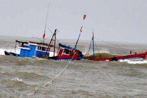 Hàng hải lên phương án ứng phó bão Podul