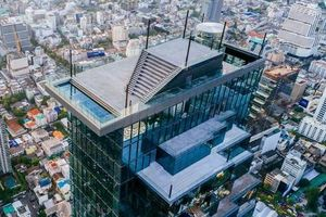 Nhà hàng cao nhất Thái Lan tại Bangkok
