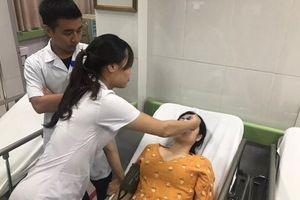 Vụ người vợ đang ôm con nhỏ bị chồng võ sư 'tung cước' đánh chấn thương: 'Nó còn nhắn tin dọa đốt cả nhà tôi'