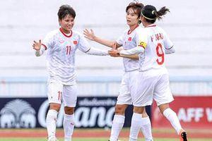 Đánh bại Thái Lan, đội tuyển nữ Việt Nam vô địch AFF Cup 2019