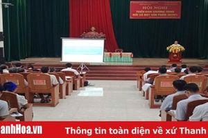 Huyện Như Xuân triển khai chương trình mỗi xã một sản phẩm OCOP