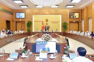 Công bố 6 nghị quyết của Quốc hội và Ủy ban Thường vụ Quốc hội