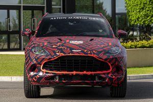 DBX: Mẫu SUV quan trọng nhất lịch sử Aston Martin