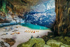 Sơn Đoòng lọt top 20 tour du lịch mạo hiểm vĩ đại nhất hành tinh