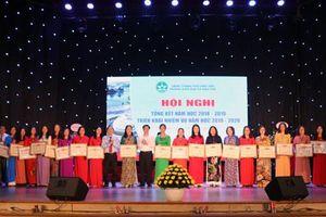 Ngành Giáo dục TP. Vĩnh Yên tổ chức Hội nghị tổng kết năm học 2018-2019 và triển khai nhiệm vụ năm học mới 2019-2020