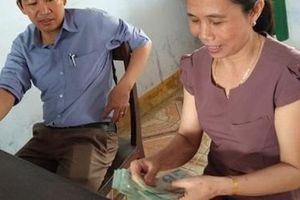 Người phụ nữ đánh rơi 20 triệu đồng được nhận lại tài sản