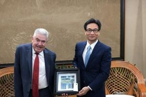 RMIT mong muốn sẽ tiếp tục hợp tác với Chính phủ Việt Nam