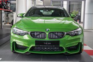 BMW M4 Coupe 2019: Công suất 431 mã lực, giá hơn 4 tỷ