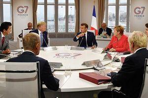 Thượng đỉnh G-7: Thành công dù Tuyên bố chung 'gói gọn' trong một trang giấy