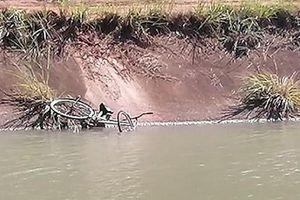 Lặn tìm người mất tích ở kênh nước, 1 công an hi sinh