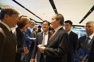 Doanh nghiệp Singapore muốn đầu tư các tuyến metro ở TP.HCM