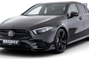 Chiêm ngưỡng bản độ Mercedes-AMG A 35 Brabus mạnh 365 mã lực