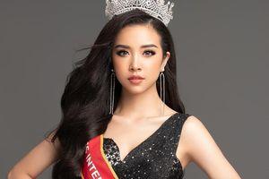 Á hậu Thúy An sẽ thi Miss Intercontinental 2019