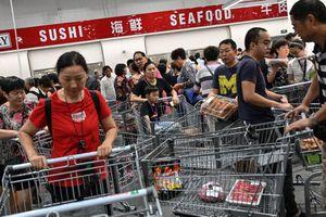 Ngày khai trương 'điên rồ' của siêu thị Costco tại Trung Quốc