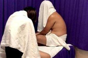 Nhân viên spa bán dâm, chỉ tiếp khách Trung Quốc, Hàn Quốc