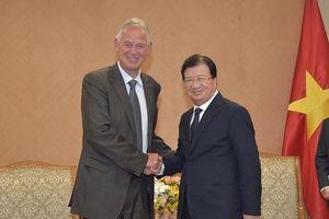 Khuyến khích doanh nghiệp Việt Nam-Đức hợp tác phát triển năng lượng tái tạo