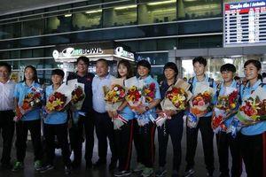 Tuyển nữ Việt Nam được thưởng 500 triệu đồng