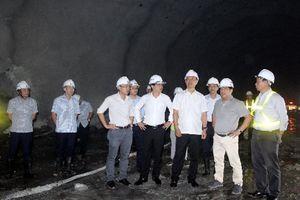 Dự án hầm đường bộ Hải Vân 2 vượt tiến độ, đảm bảo thời gian thông hầm vào cuối tháng 9-2019
