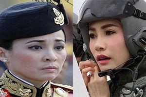 Đọ tài sắc hai người vợ Quốc vương Thái Lan