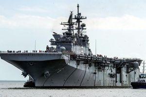 Soi chi tiết siêu tàu đổ bộ Type-075 Trung Quốc sắp hạ thủy
