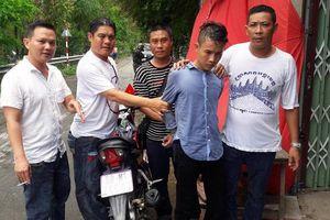 Đội hiệp sĩ Nguyễn Thanh Hải vượt 300km, tóm gọn đối tượng trộm xe máy
