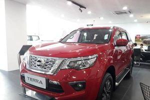 Xôn xao mẫu xe Nissan Terra giảm giá cực 'sốc' 200 triệu đồng