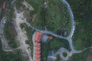 'Biệt phủ' trái phép 'mọc' lên, huyện Vân Đồn 'ra sức' xin tỉnh Quảng Ninh không tháo dỡ