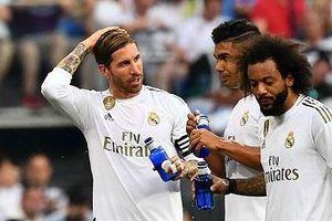 Sân Bernabeu là 'cơn ác mộng' của... Real Madrid