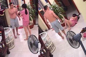 Hà Nội: Điều tra làm rõ vụ vợ trẻ bế con bị chồng đánh đập dã man