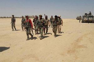 Khủng bố IS bất ngờ tấn công quân đội Syria ở Deir Ezzor