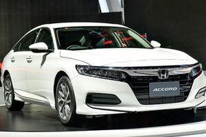 Sắp về Việt Nam với giá bán khoảng 1,2 tỷ đồng, Honda Accord liệu có làm nên chuyện?