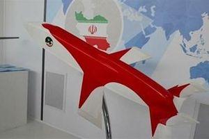 Iran khoe tên lửa hành trình tàng hình mới trên đất Nga