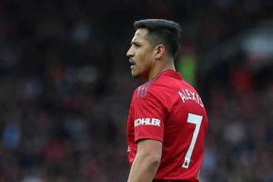Man Utd đồng ý để Inter Milan giải cứu sự nghiệp tồi tệ của Alexis Sanchez