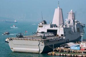 Trung Quốc từ chối cho tàu chiến Mỹ ghé thăm Thanh Đảo