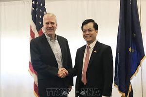 Tăng cường hợp tác giữa Việt Nam và bang Alaska (Mỹ)