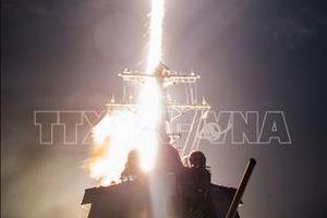 Mỹ thông qua thương vụ bán tên lửa chống đạn đạo cho Nhật Bản