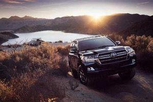 Toyota Land Cruiser phiên bản đặc biệt chỉ 1.200 xe
