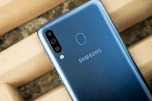 Samsung Galaxy M30s được trang bị pin 'siêu khủng', cấu hình tốt