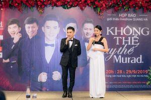 Quang Hà lần đầu tiên hồi hộp và rung động nhất khi thực hiện liveshow tại Hà Nội