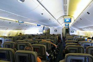 Vietnam Airlines cung cấp dịch vụ wifi trên máy bay với giá 8-10 USD