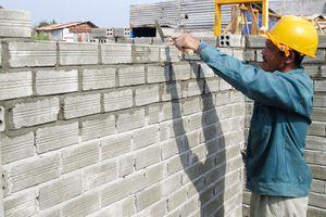 Gạch không nung nhìn từ những sự cố công trình (Kỳ 2): Khổ vì quy định 'bó cứng'