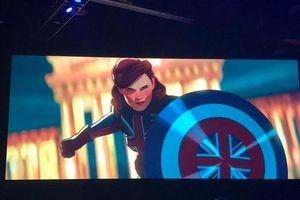 Marvel tiết lộ chi tiết về What If…?: Captain Carter, Bucky đấu với dàn thây ma khát máu